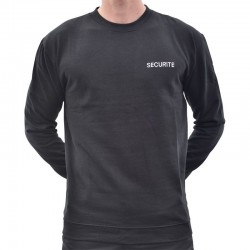 SWEAT-SHIRT BRODE SECURITE...