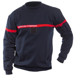 SWEAT SHIRT SAPEURS POMPIERS