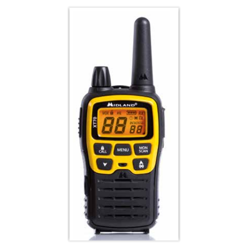 Talkie-Walkie Valibox XT70 Adventure
